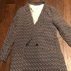 H&M Jackets & Coats - H and m X GP &J Baker patterned suit